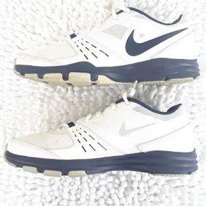 f71a25b60834 Nike Shoes - Nike Air One TR White Obsidian Black